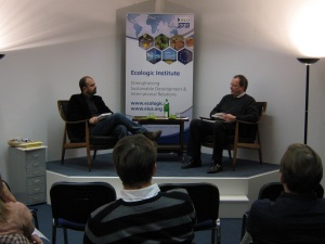 Presentation at Ecologic January 2013